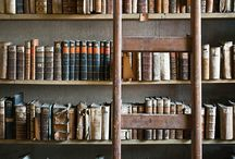 Life Is A Library / by Erica Appleton