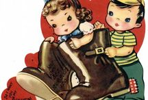 Images - Vintage Valentine / by Shelly Lynn