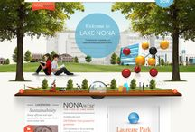Tasty web designs / We love the web, and here are some of the nicest looking web designs we've found on it. / by Silktide