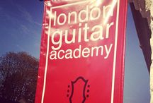 London Guitar Lessons / London Guitar Lessons! Guitar Lessons IN LONDON with http://www.londonguitaracademy.com / by LondonGuitarAcademy