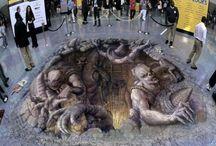 3D Street art / by James Dooley
