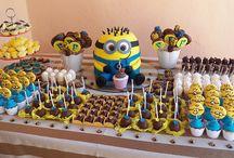 Decoração festa infantil / by Thayse Bittner