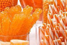 Orange / Inspiration in the color orange / by Travis Christians