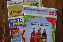 couponing / by Connie Griffice-Perry