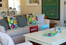 living room ideas / by Tiffany Melius
