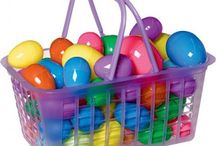Easter Ideas / by Ashley-Troy Buset