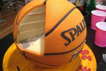 ⚾🏈⛳Sports Themed Cakes⚽,Cupcakes&more🏀🏂 / by Kelly Mezzaroba