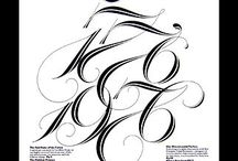Typography / by Nath