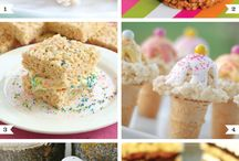 Rice crispy cereal recipes / by Dedra Woodward