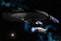 """Star Trek / """"A dream that became a reality and spread throughout the stars."""" - James T. Kirk  / by Janinpan"""