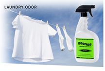 Clothing Smell Removers / by How to Remove Odor | NoOdor.com