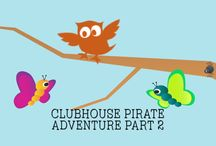 July 2014 (Clubhouse Pirate Adventure Part 2) / by First Look