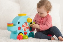 Go GaGa! exclusively for Target / Vintage Prints, High-Quality Materials, and Classic Fun.  / by INFANTINO