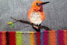 Felted Finds / by Sue Brown