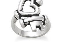 james avery rings / by Ellie Kauffman