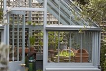 Greenhouses - Sunrooms - Garden rooms / by Dorothy Thomas