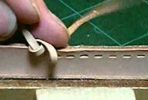 Leatherworking. Кожевничество.2 / Leather Craft Ideas / by Serg Alekseev