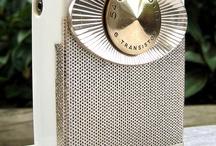 60s transistor radios / by chrisbalton.com