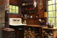 I love Rustic cabins / by Jan Tschantz