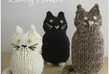 Knitting fun / by Andrea Oberman-Brandon