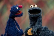 Cookie Monster & Grover / by Caprice Leachman