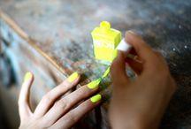 Nail polish / by Hannah Coonis