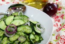 Salads / by Jennifer Duguay