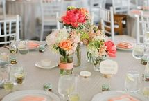 Cute Table Decorations / by Kaleigh McMahon