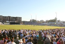 The BrightonandHoveJobs County Ground / TheBrightonandHobeJobs.Com County Ground can be found in the heart of Hove. / by Sussex County Cricket Club
