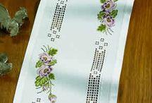 6 # Embroidery - მერიაშკა / by Marina Pirkulashvili