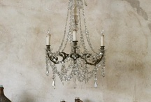 Chandeliers / by anne muller
