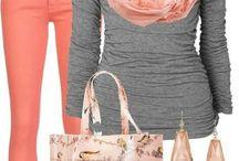 Fashion stuffs / by Rebecca Pearce
