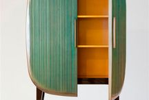 Mid Century Furniture / by Maria M.