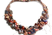 Necklaces / by Terry Robertson