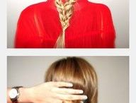 Hairstyles / by Jane Hua-Helman