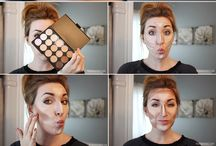 Make up tips / by Sybil Leger