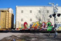 Graffiti, Street Art / by Jennifer James