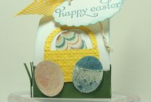 Easter / Spring things  / Cards and decorations made for Spring and Easter  / by Dianne Keough