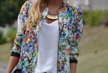 Fashion: Blazers & Jackets / by Claire Chadwick