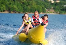 Windjammer Water sports / World of water sports at Windjammer Landing / by Windjammer Landing