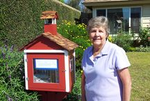 Little Free Library in Your Neighborhood / by Catherine ~