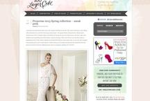Beautiful blog and web designs / by Elizabeth