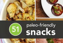 Paleo Snacks / by Karen Good