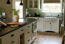 Kitchens / by Carrie Christian Langer