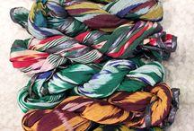 Textiles tissus / by Françoise