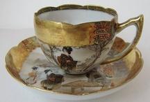 So Beautiful - Tea Cups and Tea Pots / by Vesna Vujovic-Utjesinovic II
