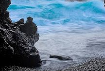 The Great Blue Sea / by Alexandra Logan