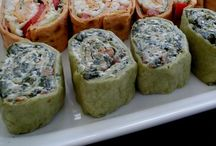 Party Appetizers / by Carrie J