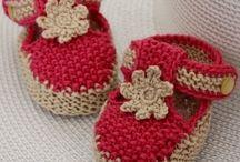 bebe crochet / by maria bonilla