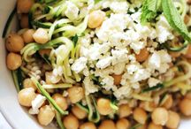 Salads / by Tarina Laird